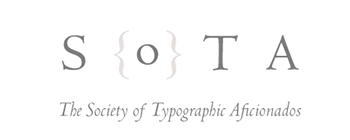 Society of Typographic Aficionados